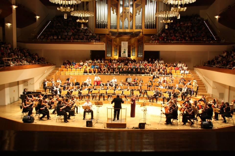 Concierto Auditorio Nacional – 9 de abril 2016