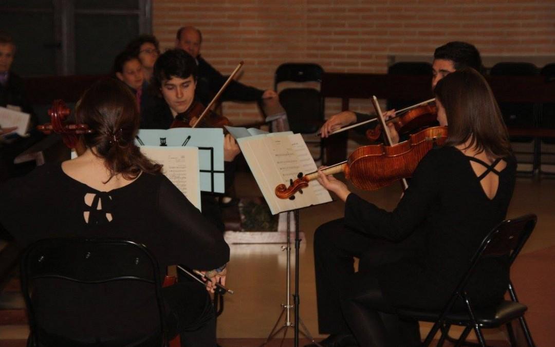 Concierto Cuarteto Concuerda - Marzo 2015