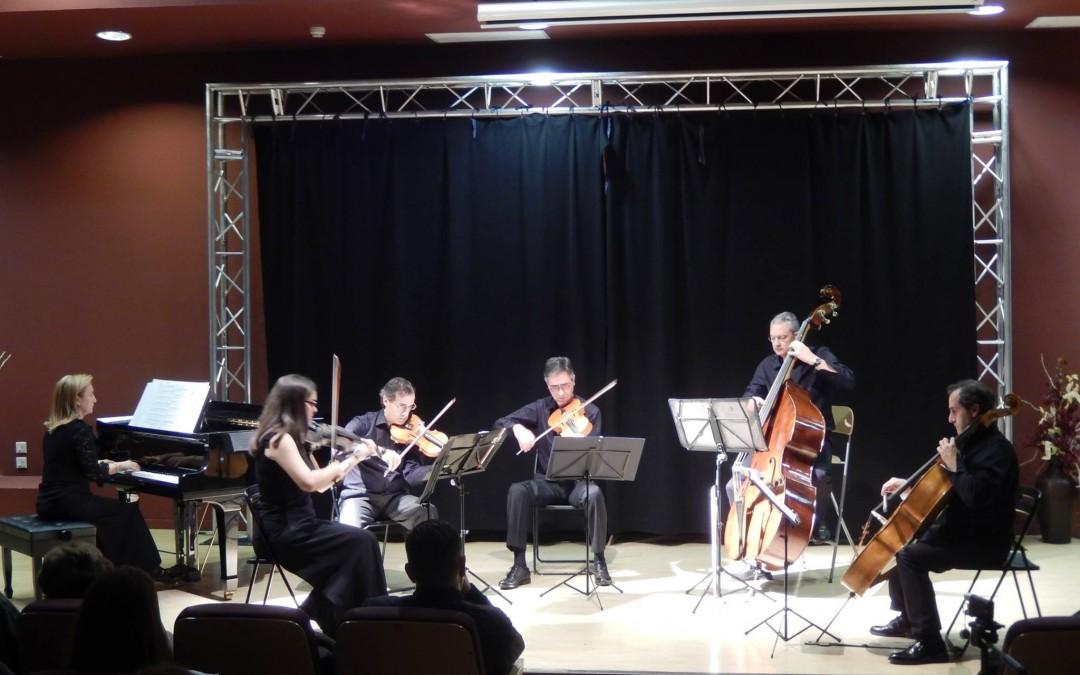 Concierto Sexteto Allegretto - Marzo 2016