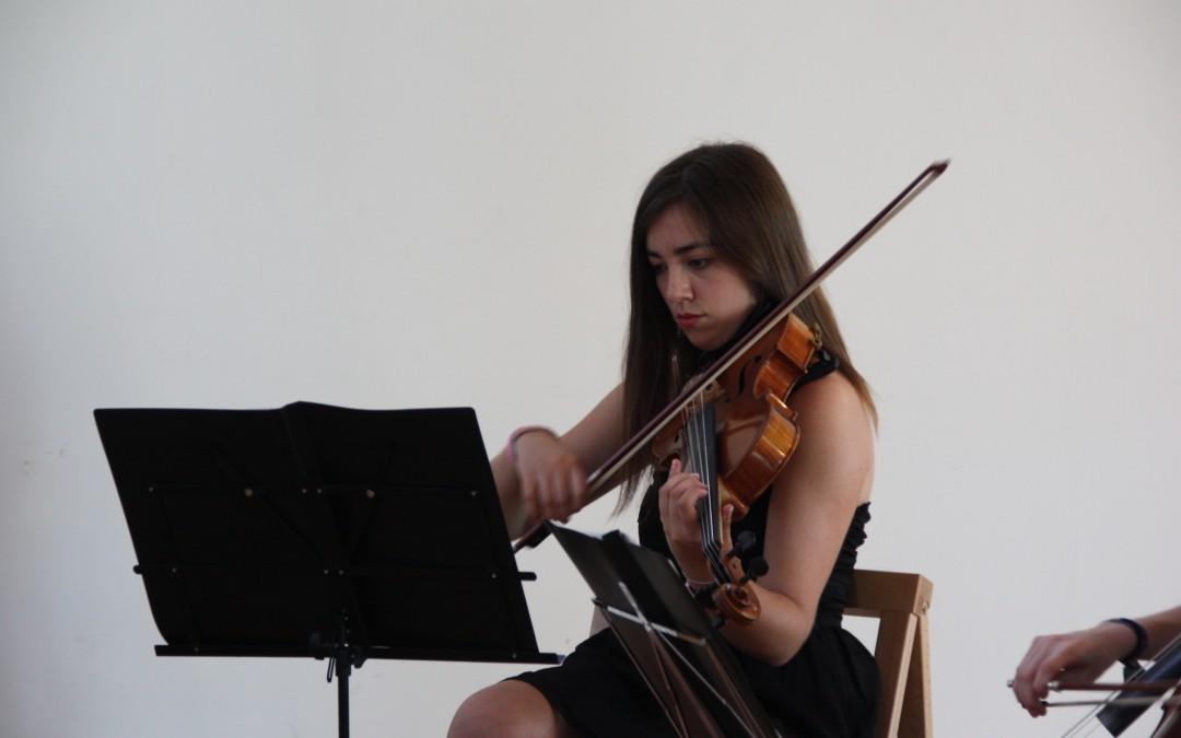 Concierto Cuarteto Concuerda - IE - Junio 2015