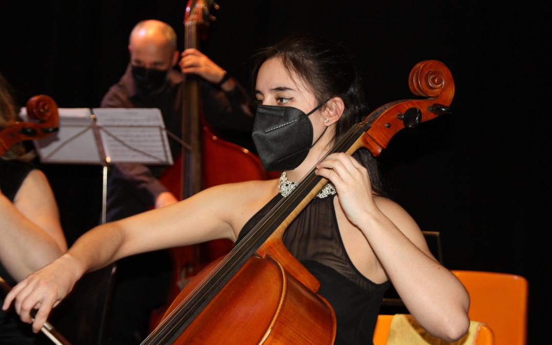 «Concierto a la fresca» – Auditorio Calero